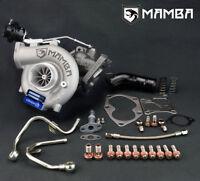 MAMBA GTX Billet TD06SL2-20G TURBO KIT FOR Mitsubishi Lancer EVO 7/8/9 /450HP
