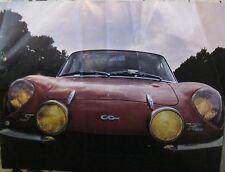* CG Simca 1200 S + Proto MC Brochure Prospekt ORIGINAL 9/1970 megarare   *