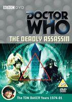 Dr Doctor Who: The Deadly Assassin (Tom Baker) BBC DVD