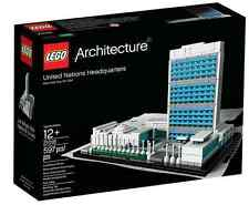 LEGO® Architecture 21018 UN-Hauptquartier_United Nations Headquarters NEW MISB