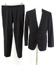 HUGO BOSS Anzug Gr. 50 / M 100% Wolle Sakko Hose Business Suit Jacket Pants