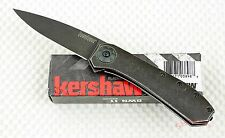 * 3871BW Kershaw Amplitude 3.25 pocket knife Assisted Opener NIB Rexford 3871