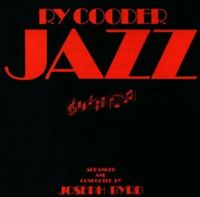 Ry Cooder - Jazz [CD]