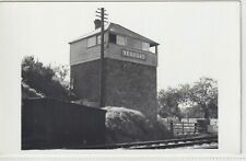 YEOFORD SIGNAL BOX  RP PHOTO