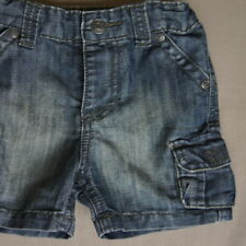PUMPKIN PATCH Shorts Baby Boy Girl, Adjustable Waist Cargo Pockets  Size 0-3mths