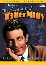 The Secret Life of Walter Mitty (1947) - Danny Kaye, Virginia Mayo, - DVD NEW