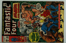 Fantastic Four 102 Bronze Age Classic Comic FREE SHIPPING! NO RESERVE AUCTION!