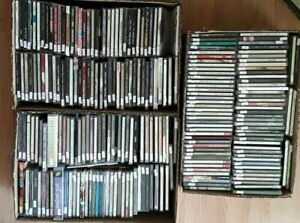 Lot CDs 70s 80s 90s Metal Rock Pop R&B Soundtracks * Only for $1.95 each * G - P