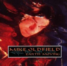 Mike Oldfield Earth moving (1989/97) [CD]