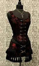 Shrine of Hollywood bodice corset. Gothic Steampunk