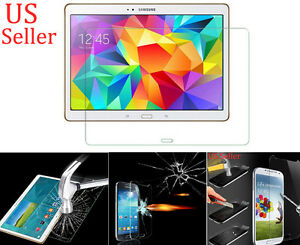 Premium Real Tempered Glass Film Guard 9H For All Samsung Galaxy Tab Tablets
