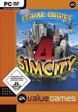 PC Computer Spiel ***** Sim City 4 DELUXE *******************************NEU*NEW