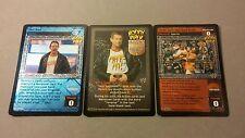 WWE Raw Deal ROWDY RODDY PIPER 3 card starter set
