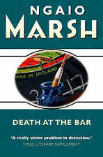 Death at the Bar, Marsh, Ngaio | Paperback Book | Acceptable | 9780006512356