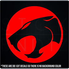 THUNDERCATS CARTOON JDM V8 USA DECAL STICKER MACBOOK CAR TRUCK MOTORCYCLE WINDOW
