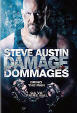 Damage (DVD, 2010) Steve Austin - Free Shipping