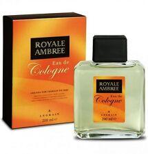 ROYALE AMBREE EAU DE COLOGNE 200 ML Agua Colonia Profumo Parfum Perfume LEGRAIN