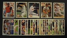 1994 Fleer Boston Red Sox Team Set with Update 29 Cards Roger Clemens Mo Vaughn