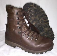 British Army Brown Combat Boots - Altberg Defender - Grade 1  - Bargain
