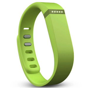 Fitbit Accessory Band for Fitbit Flex (Small) Lime Green - Small - FB153FB-LES