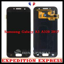 Ecran LCD + Vitre Tactile Display Samsung Galaxy A3 2017 (A320F) Noir Nouveau