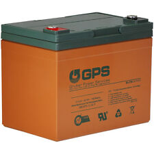 12 Volt - 35 Amp Hour Battery - For Electric Wheelchair Scooter U1 Battery