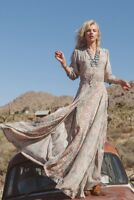 Spell Designs Boho Blossom Gown Sage