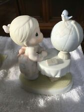 "Precious Moments ""What The World Needs Now"" Figurine"