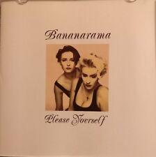 BANANARAMA - Please Yourself - Import UK CD Album 10 Track