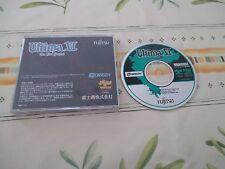 >> ULTIMA VI 6 THE FALSE PROPHET MARTY FM TOWNS JAPAN IMPORT! <<
