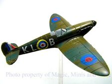 =Angels 20= SPITFIRE MK I ACE #28 Axis & Allies Air Force miniature plane