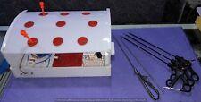 Laparoscopic Virtual Simulator training box with all Endo Trainer instrument Set