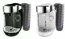 Bosch Tassimo Carrito + Vales Con Tdisc Portacápsulas Máquina de Café