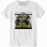 Tha Dogg Pound - Dogg Food Gildan White T-shirt size S to 2XL
