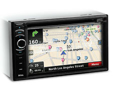 "BOSS Audio BV9386NV Car GPS Navigation - Bluetooth, 6.2"" Touchscreen, DVD/USB/SD"