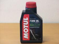 Motul Fork Oil Expert Heavy 20W 1 Ltr teilsyn Gabelöl