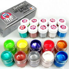 Metallic Face Paint for Kids Professional Non-toxic Body Painting Pearl 10 Color