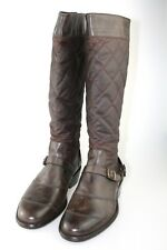 LUXUS BELSTAFF STIEFEL SCHUHE NEW TRIALMASTER WAX BROWN NEU 37 37,5