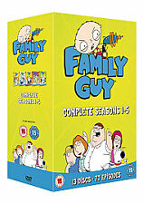 Family Guy: Seasons 1-5 DVD (2006) Seth MacFarlane