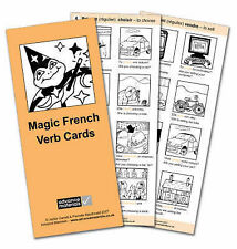Magic French Verb Cards by Pierrette Macdonald, Jackie Garratt (Mixed media product, 2007)