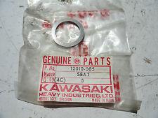 KAWASAKI KZ 400 OUTER VALVE SPRING SEAT NOS OEM PT # 12010-005 OM2