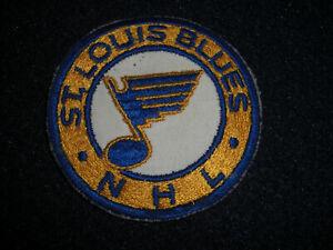 St.Louis Blues N H L Patch 1960-70's Original