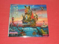 2020 JAPAN MINI LP CD MORON POLICE A BOAT ON THE SEA  WITH BONUS TRACKS