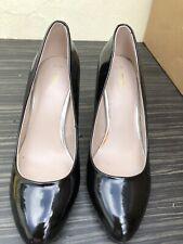 Next Black Patent Court Shoes Size 3.5/36