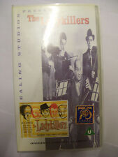 THE LADYKILLERS [1955] VHS – Alec Guinness, Cecil Parker, Herbert Lom