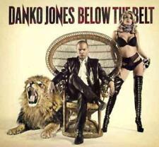 DANKO JONES (BAND) - BELOW THE BELT [DIGIPAK] NEW CD