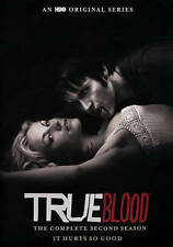 True Blood: The Complete Second Season (DVD, 2015, 5-Disc Set)