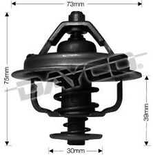 DAYCO THERMOSTAT FOR TOYOTA LANDCRUISER BJ74 13B-T 3.4L Turbo 11.85-1.90