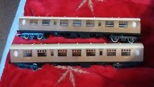 HORNBY R937 Two LNER Coaches 1010 - No Box
