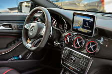 Mercedes Carbon Fibre Dashboard Right Hand Drive AMG CLA45 GLA45 W117 X156